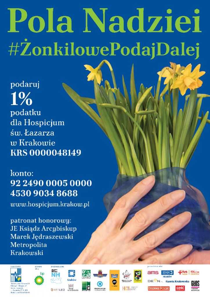 Plakat A3 Pola Nadziei 2021